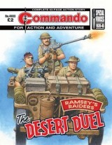 Ramsey's Raiders: The Desert Duel