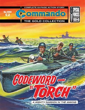 "Codeword - ""Torch"""