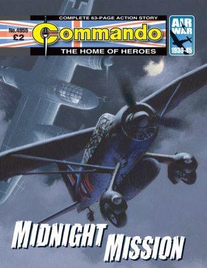 Commando Comics