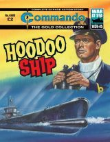 Hoodoo Ship, cover by Ken Barr
