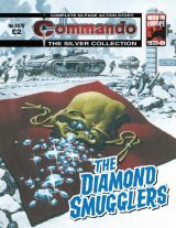 The Diamond Smugglers, cover by Ian Kennedy
