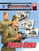 Press Gang, cover by Ian Kennedy