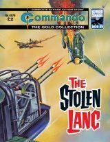 The Stolen Lanc, cover by Ken Barr