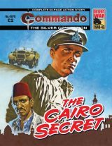 The Cairo Secret, cover by Ian Kennedy