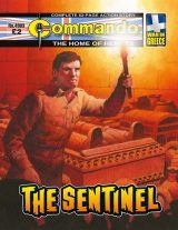 The Sentinel, cover by Ian Kennedy