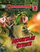Mountain Strike, cover by Janek Matysiak
