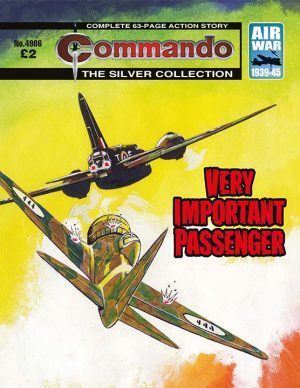 Very Important Passenger, cover by Terry Patrick