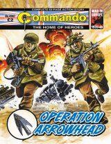 Operation Arrowhead, cover by Carlos Pino