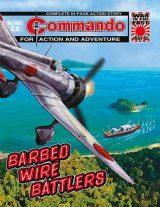 Barbed Wire Battlers, cover by Janek Matysiak