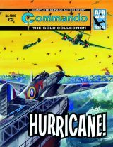 Hurricane!, cover by Ken Barr