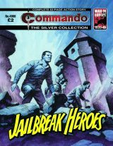 Jailbreak Heroes, cover by Ian Kennedy